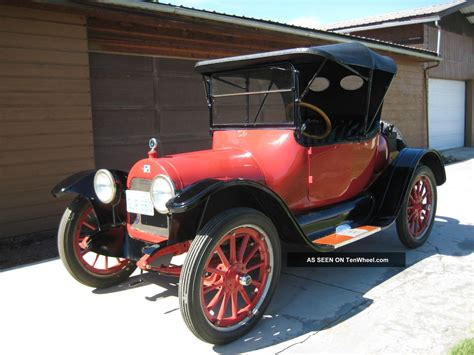 1915 Buick Roadster Antique For Museum Touring Or