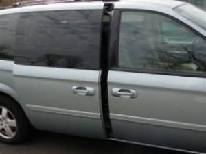 How To Fix An Electric Sliding Door On A Grand Caravan Van