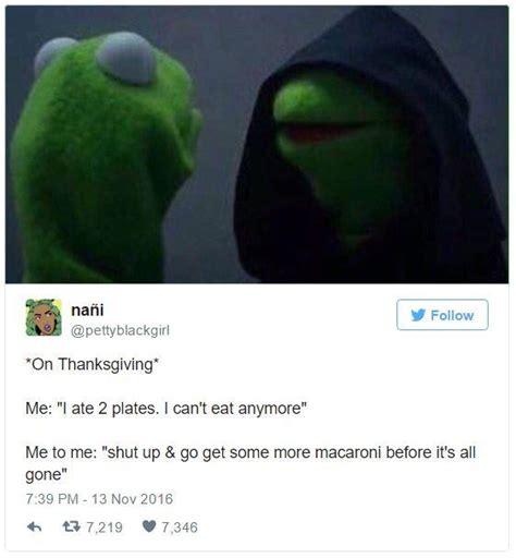 Evil Kermit Memes - on thanksgiving evil kermit know your meme