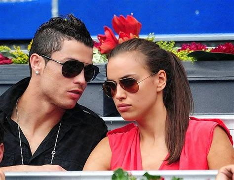 coogled footballer cristiano ronaldo   girlfriend