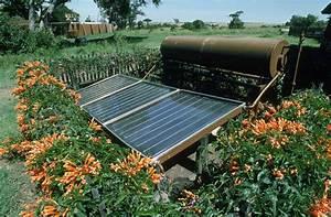 fonctionnement du chauffe eau solaire With chauffe eau solaire maison