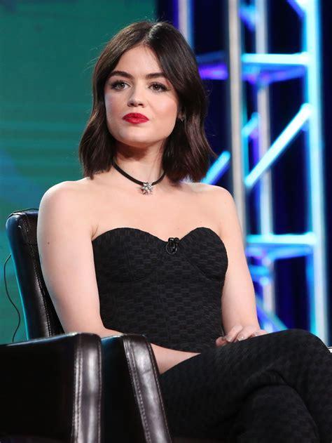 Lucy Hale - ABC's 'Pretty Little Liars' Panel TCA Winter ...