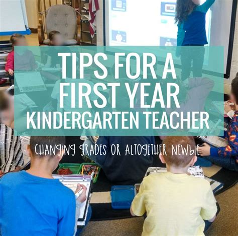 kindergartenworks organize think teach 619 | Tips for a first year kindergarten teacher changing grades or altogether newbie