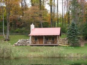 Log Cabins Rentals in Woods