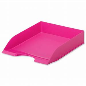durable opaque letter tray basic pink 1701672034 1701672034 With pink letter tray