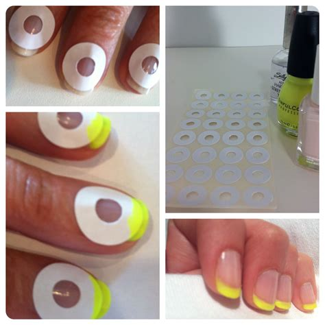 diy french manicure effortlessly deal wise mommy