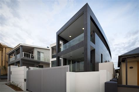 webber architects curved beachfront house by webber architects indesignlive daily connection to architecture