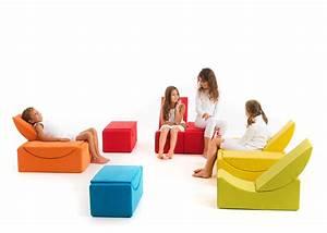 Fauteuil Enfant Mousse : fauteuil en mousse original et ludique pour enfants chez ksl living ~ Teatrodelosmanantiales.com Idées de Décoration