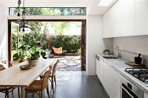 22+ Magnificent Outdoor Kitchen Next To House