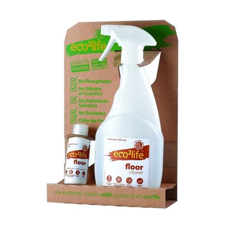 floor cleaning kit floor cleaner kit in 500ml from eco2life