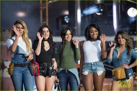 Fifth Harmony Perform Work From Home Kimmel Watch