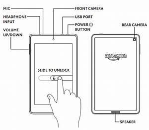 Amazon Com Help  Hardware Basics  Fire Hd 6 U0026quot   4th Generation