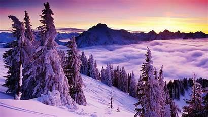 Winter Wonderland Landscape Wallpapers Cool