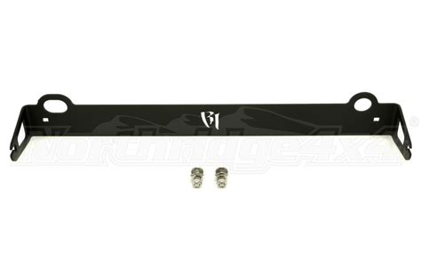 rigid industries center bumper led light bar mount 46529