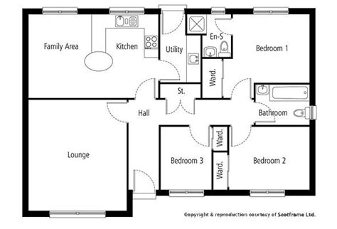 bungalow plans and designs in uk The property has a high