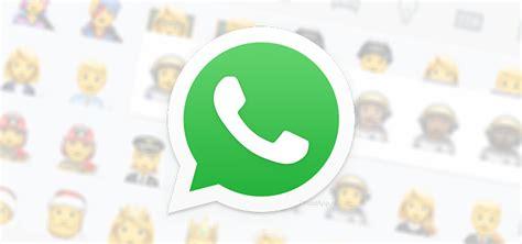 whatsapp 2 17 44 honderden nieuwe emoji in android app