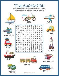 water sports word search  images business  kids