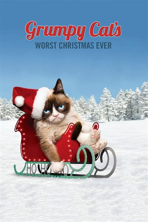 Grumpy Cat's Worst Christmas Ever (2014) — The Movie
