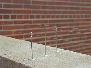 Bird Wire Posts 4 5in  25pk