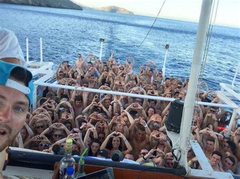 Party Boat Greece by Malia Booze Cruise Greece Address Phone Number Top