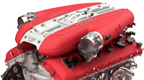 Where they differ is in the transmission: Ferrari 812 Engine Specs   Superfast and GTS   Continental AutoSports