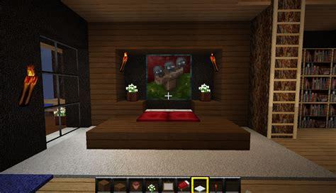chambre pour une nuit en amoureux tuto minecraft création d un lit 2 places création
