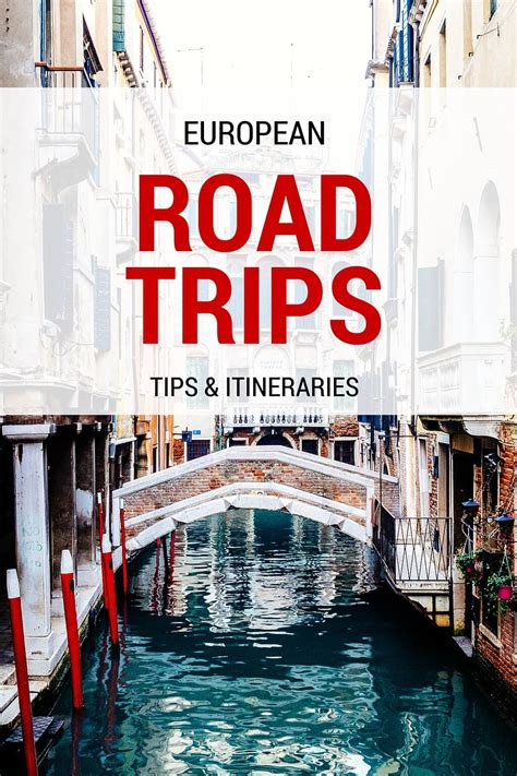 European Road Trip Ideas 10 Great Driving Holiday Itineraries