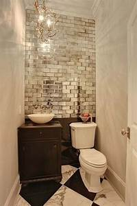 22 changes to make small bathrooms look bigger amazing for How to make my bathroom look bigger