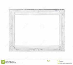 Cadre Blanc Photo : cadre blanc romantique d 39 isolement photo stock image 41524642 ~ Teatrodelosmanantiales.com Idées de Décoration