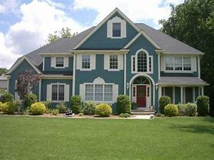 Exterior house painters carmel indiana shephards painting for Paint home exterior