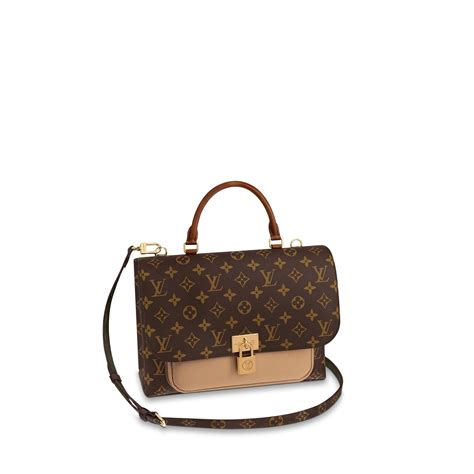 luxury leather handbag marignan louis vuitton