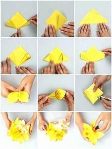 Papierblumen Selber Basteln : blumen aus papier basteln anleitung rose aus krepppapier basteln anleitung ~ Orissabook.com Haus und Dekorationen