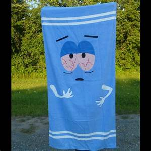 South Park Towelie Towel - Shut Up And Take My Money