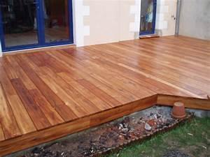 Lame De Bois Pour Terrasse : lames de terrasse en teck fsc ~ Premium-room.com Idées de Décoration