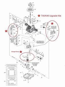 Tuff Torq K51a Parts Diagram