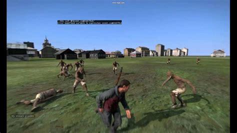 dayz horde zombie mode