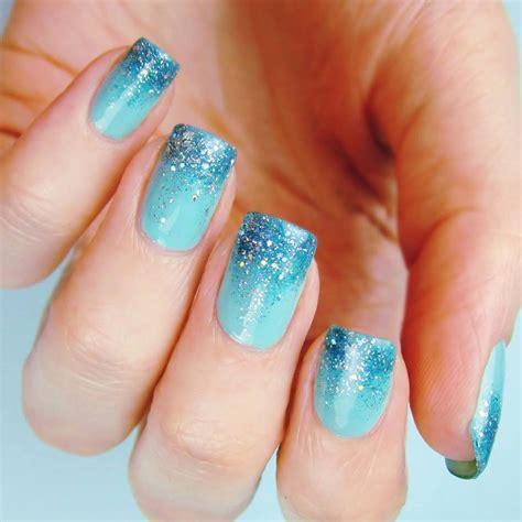 light blue nails 27 prom nail designs ideas design trends premium