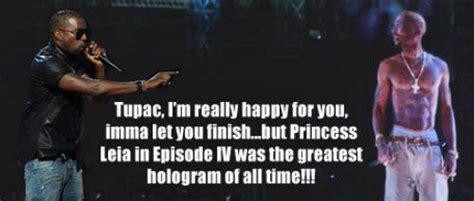 Imma Let You Finish Meme - celebrity comeback performances via hologram comediva