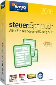 Fristverlängerung Steuer 2016 : wiso steuer sparbuch 2016 f r steuerjahr 2015 buhl data ~ Lizthompson.info Haus und Dekorationen