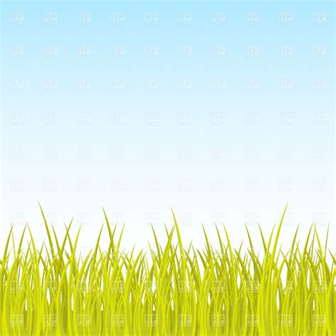 green grass clipart background with green grass vector image vector artwork