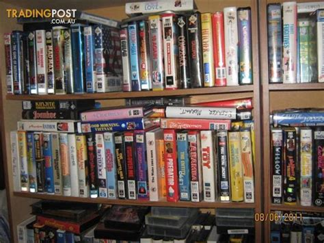 vhs video movies view current list  movies  sale