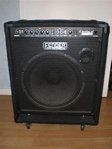 Fender Rumble 100 Combo 1x15 Image   382707