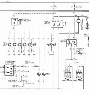 U0026 39 78 Bj40 Lighting Wiring
