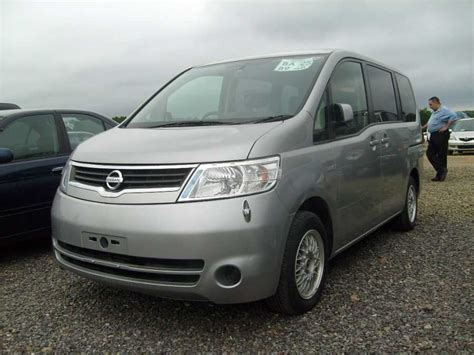 Nissan Serena Picture by 2005 Nissan Serena Pictures 2 0l Gasoline Ff