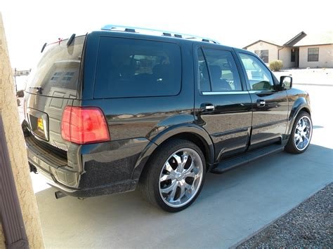 2004 Lincoln Navigator Specs by Tracn02 2004 Lincoln Navigator Specs Photos Modification