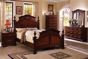 Dark Cherry Bedroom Furniture Dark Cherry Bedroom