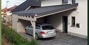 Garage Mit Pultdach : carport ziegeldach google suche carport pinterest ~ Orissabook.com Haus und Dekorationen