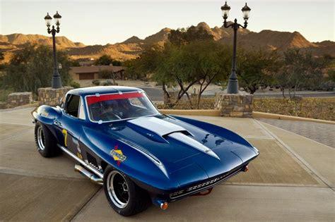 vintage corvette russo and steele monterey 2011 corvette race car featured
