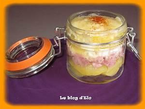 Idée Raclette Originale : le blog d 39 elo raclette en bocal ~ Melissatoandfro.com Idées de Décoration