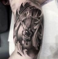 Best Clock Tattoo Designs Ideas And Images On Bing Find What You